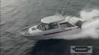 AMF Pro Sport - 770 Hardtop Cabin - Plate Aluminium Boat