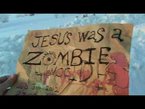 Jesus Was A Zombie 3 @ Zurich 28.01.2012 - Teaser