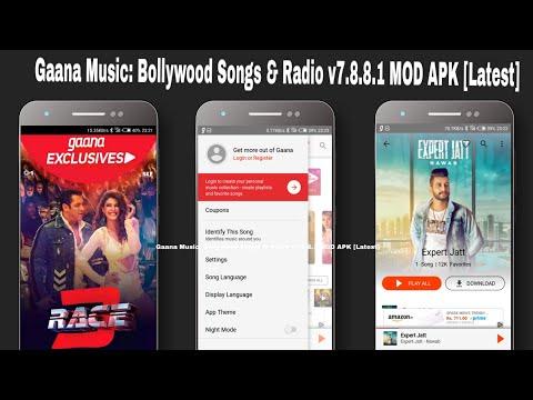Gaana Music: Bollywood Songs & Radio v7 8 8 1 MOD APK [Latest]