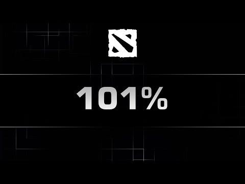 Dota 2 - 101%