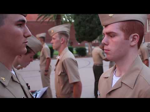 University of Arizona NROTC -- New Student Orientation (NSO) 2017