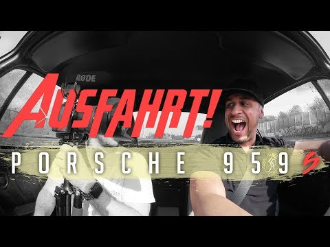 JP Performance – Porsche 959 S | Zeiten messen!