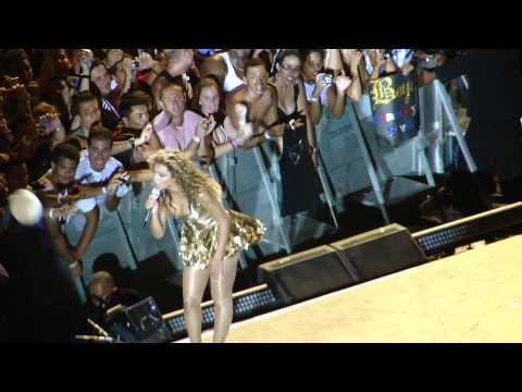 [HD] Beyonce - I am Tour - Rio de Janeiro - 07/02/10 (Irreplaceable + Check On It)