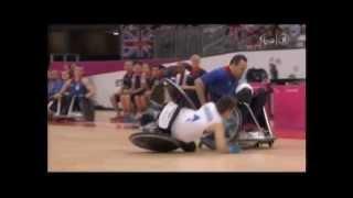 Rollstuhlsport Animationsvideo, Wheelchair Sports Animation Video