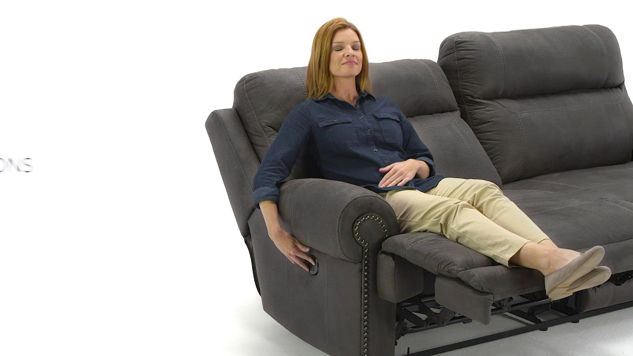 Ashley HomeStore | Austere Power Reclining Sofa