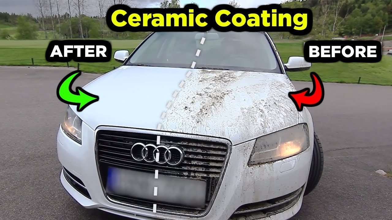 The Facts About Ceramic Coating for Cars | 9H Nano Coatings