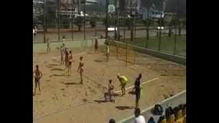 пляжный гандбол,женская сборная России