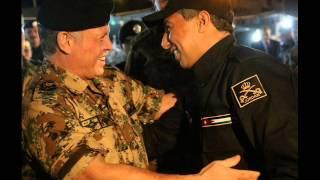 عمر العبداللات - جيش ابو حسينٍِ