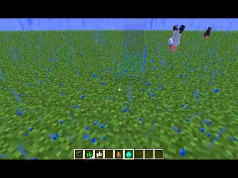 Как сделать чтобы Мобы в minecraft ходили к верх ногами!!!