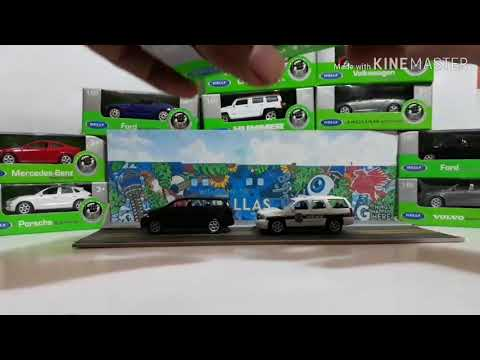 Review Pontiac & Ford pick-up Wellynex 1/60