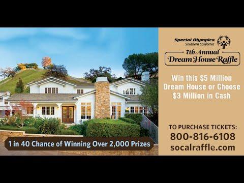 7th Annual Dream House Raffle