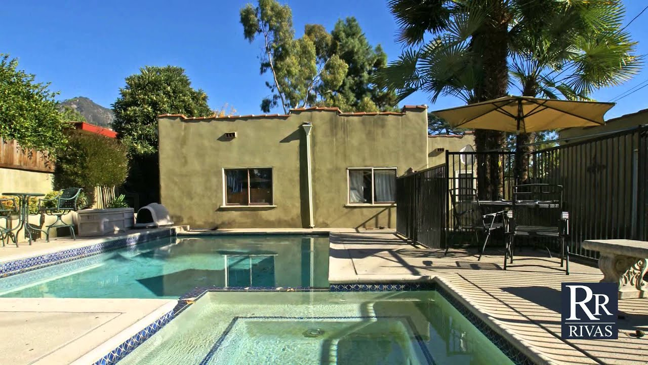 los angeles, ca real estate - historic bungalows - altadena