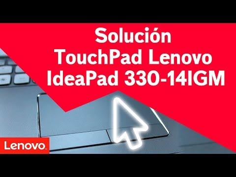 Solución TouchPad lenovo IdeaPad 300-14IGM | Lenovo no reconoce puntero