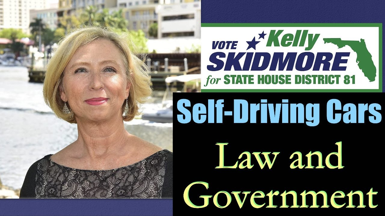 Self Driving Cars in Florida with Kelly Skidmore