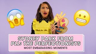 Pretty Little Liars: The Perfectionists Star Sydney Park Reveals Her Most Embarrassing Moments