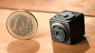 Mäuschen spielen mit Ralf Janssen! Mini-Überwachungskamera im Test (November 2018) 4K UHD