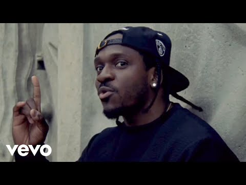 Pusha T - Numbers On The Boards (Official Music Video) (Explicit)