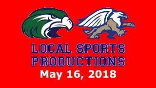 MIAA Boys' Lacrosse on LSP - Essex Tech Hawks @ Greater Lowell Gryphons, 5.16.2018