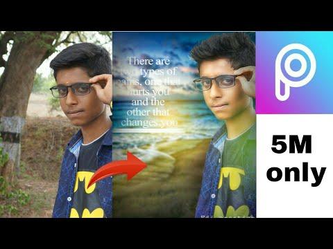 PicsArt tutorial    CP Editing tricks   