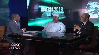 Political analysts Prof. Ibrahim & Uwazuruike  evaluates the Atiku & Saraki Presidential ambition