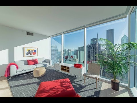 An Apex 3-bedroom, 2-bath at Streeterville