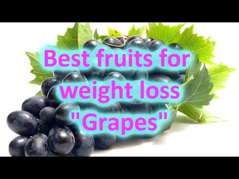 Are grapes good for weight loss?  - Best fruits for weight loss HD   By #Weight loss tips and tricks