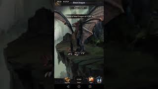 Increase dragon bond immediately in clash of kings