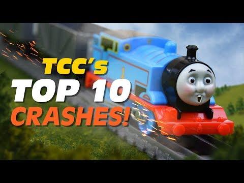 Top 10 Crashes | TCC Top Ten #1 | Thomas & Friends