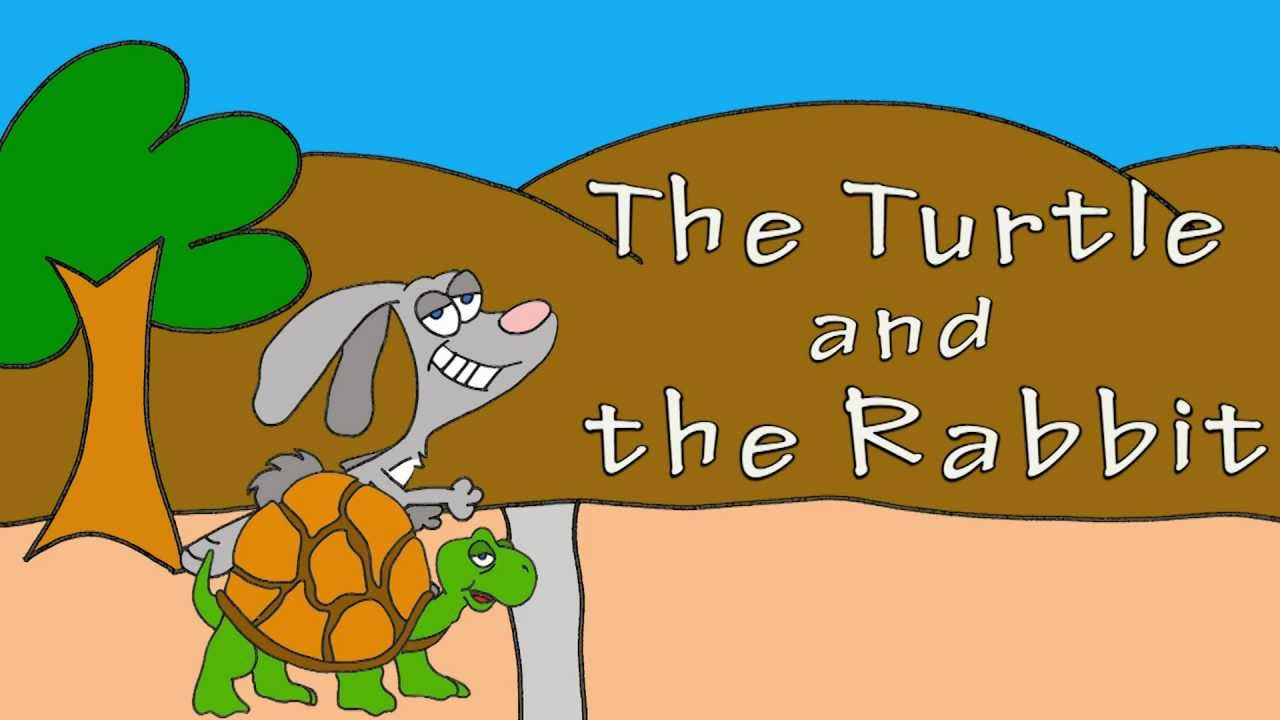 The Turtle And The Rabbit Simple Skits Youtube