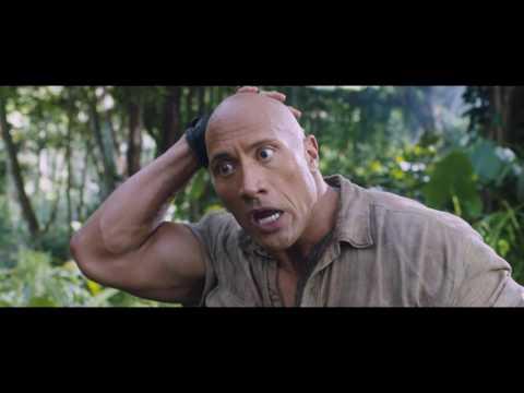 Джуманджи: Зов джунглей - Русский трейлер (дублированный) 1080p