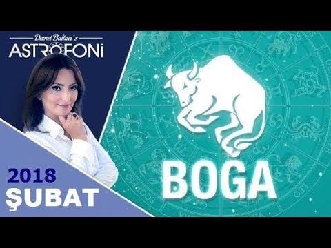 Boğa Burcu Şubat 2018 Astroloji Ve Burç Yorumu Astrolog Demet Baltacı.
