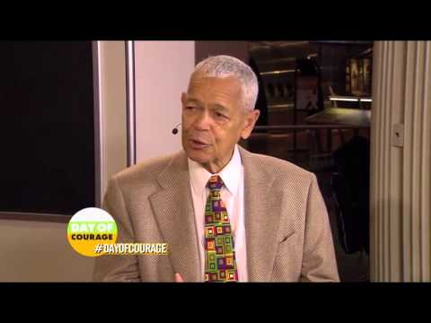 Day of Courage: Julian Bond Interview