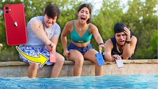 Last to Drop Their iPhone in the Pool Wins $5000