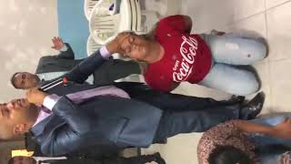 Demônio em mulher grávida libertação. Pastor Vanderson trovão