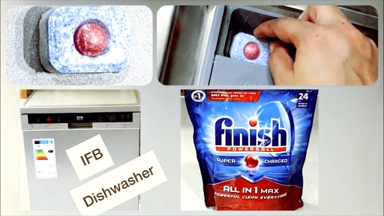 finish all-in-1 max lemon dishwasher tablets