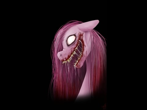 Creepy pony