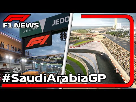 F1 NEWS, die NEUE MEGA STRECKE in SAUDI ARABIEN 🇸🇦   THYPISCH TILKE STRECKE...
