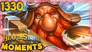 Out Of ALL THE LEGENDARIES... Why THIS ONE? | Hearthstone Daily Moments Ep.1330