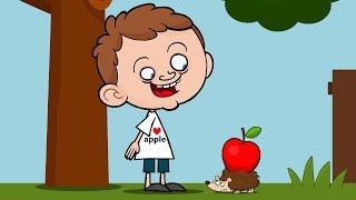 Tomi mesék - Tomi és az almafa
