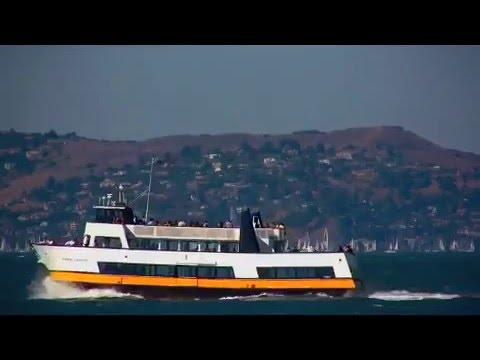 Maltese Falcon Superyacht in San Francisco