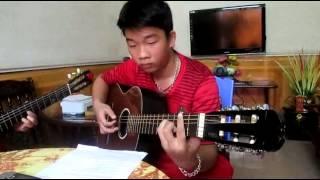 (GPT guitar school) TÌM LẠI BẦU TRỜI + Hợp âm (Chords)