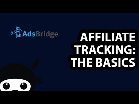 Affiliate Tracking: The Basics