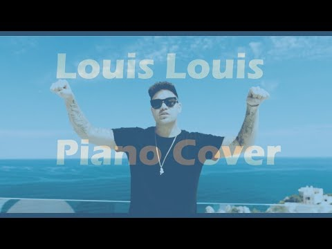 Kay One - Louis Louis Piano Cover