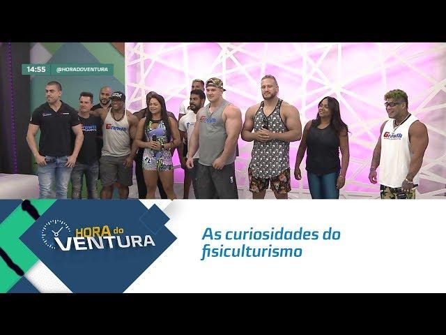 Bruno Ventura conta tudo sobre as curiosidades do fisiculturismo - Bloco 02