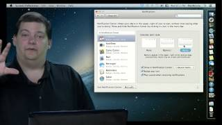 Notification Center on the Mac - Mac Minute - Episode 10