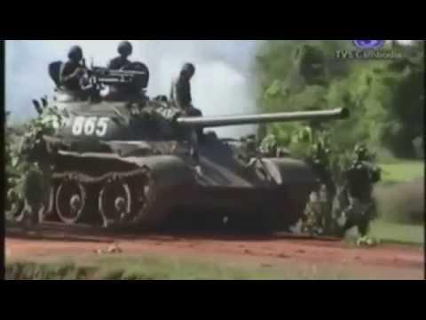 กองทัพกัมพูชา 1/3 โดยศนิโรจน์ ธรรมยศ