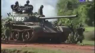 Repeat youtube video กองทัพกัมพูชา 1/3 โดยศนิโรจน์ ธรรมยศ