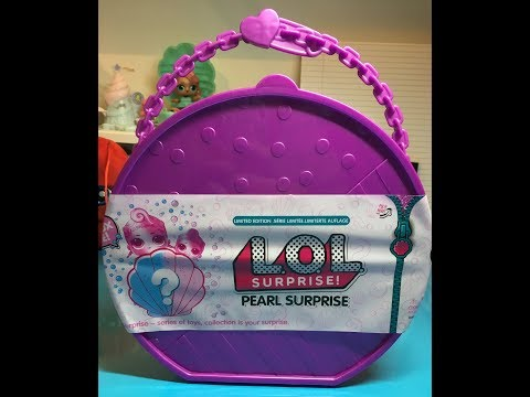 LOL Surprise Limited Edition Lilla da Aliexpress FAKE!!!