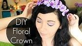 DIY   Fascetta hippie-chic per capelli - YouTube