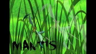 Roblox : Kung Fu Panda 3 - How to get Mantis